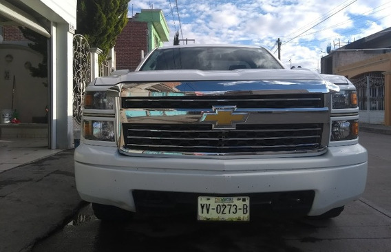 Chevrolet Silverado 4.3 1500 Cab Reg Wt Aa At 2014