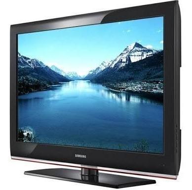 Tv Lcd Samsung 32 Usada Funcionando