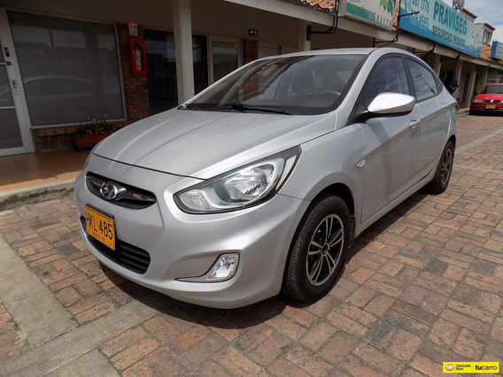 Hyundai Accent I25 1.6cc Mt Aa Fe