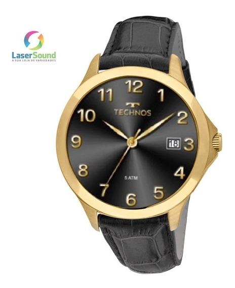Relógio Technos Masculino 1s13cl/2p, C/ Garantia E Nf