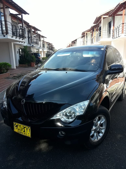 Ssangyong Actyon Full Equipo Aa