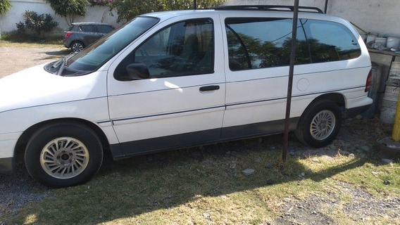 Ford Windstar Gl Plus Aa Tras. Ee Mt 1995
