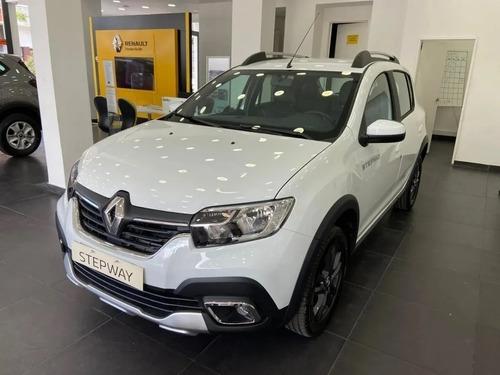 Imagen 1 de 15 de Renault Sandero Stepway- Efvo/usado+ctas! Ls