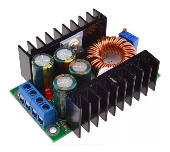 Regulador De Tensao Step Down Dc9a 300w (1.2v-35vcc)