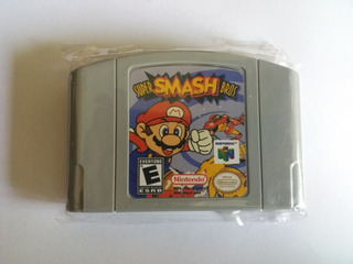 Super Smash Bros Repro - Nintendo 64 - Envio Gratis