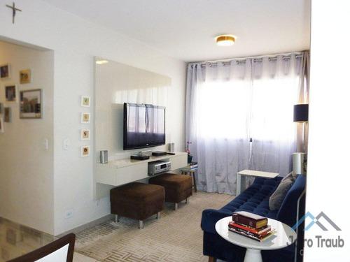 Apartamento  Com 2 Dormitório(s) Localizado(a) No Bairro Saúde Em São Paulo / São Paulo  - 17319:924717