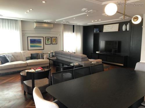 Imagem 1 de 15 de Apartamento - Brooklin - Ref: 11091 - V-r-vetri1010