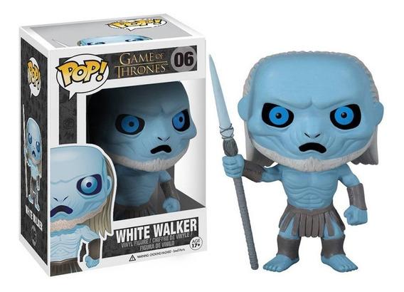 Funko Pop Figura White Walker Int W3017 Original Wabro