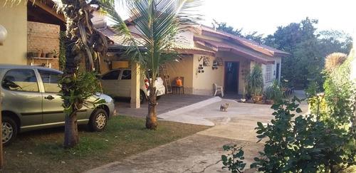 Imagem 1 de 13 de Chácara Com 3 Dormitórios À Venda, 1600 M² Por R$ 2.200.000,00 - Santa Terezinha - Paulínia/sp - Ch0115