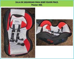 Silla Porta Bebe De Seguridad Para Vehiculo