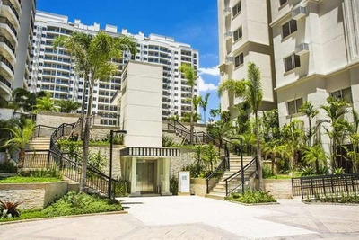 Apartamento Em Barra Da Tijuca, Rio De Janeiro/rj De 69m² 2 Quartos À Venda Por R$ 640.000,00 - Ap149975