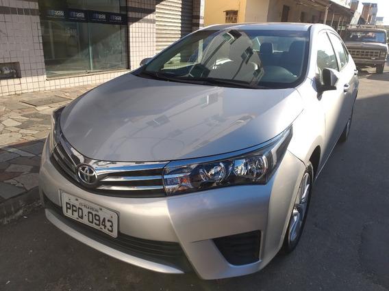 Toyota Corolla 16/17 Flex Gli 1.8 - 31000 Kms Único Dono