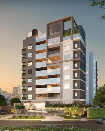 Imagem 1 de 30 de Apartamento À Venda No Bairro Ahú - Curitiba/pr - Pr - Ap0021_bav