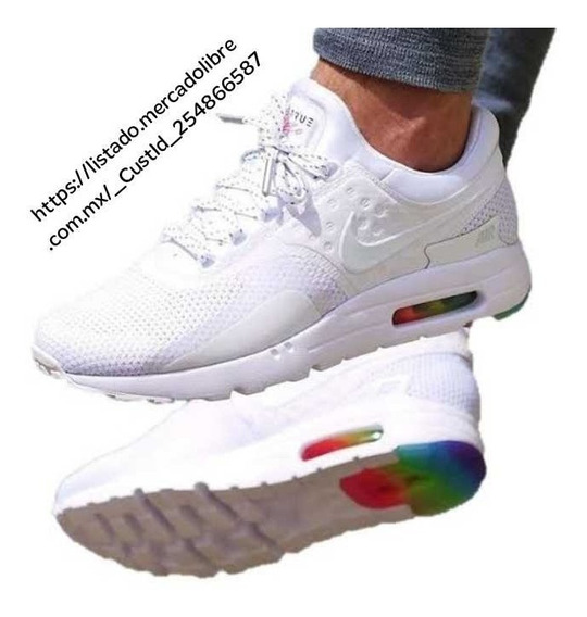 Nike Air Max Zero Be True Tenis Nike en Mercado Libre México