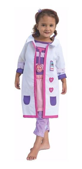 Disfraz Doctora Juguetes Original Disney. Originales Con Luz