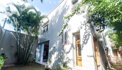Casa Com 4 Dormitórios À Venda, 380 M² Por R$ 1.800.000 - Mooca - São Paulo/sp - Ca0603