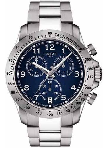 Relógio Tissot Novo V8 Azul T106.417.11.042.00 Lançamento