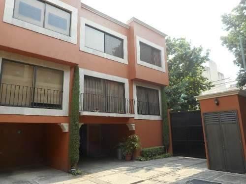 Casa En Condominio Horizontal En Col. Del Valle