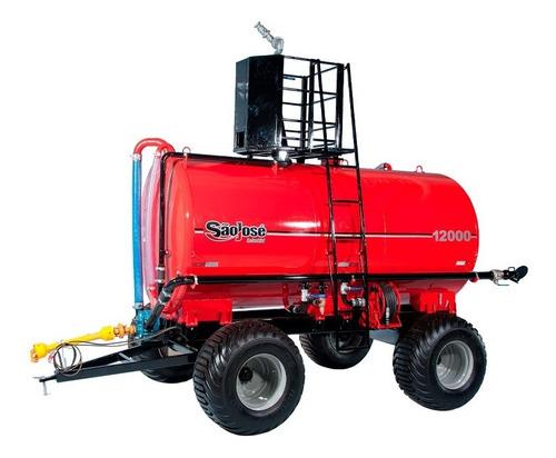 Cisterna Agricola Tanque Para Combate De Incendio Sao Jose.