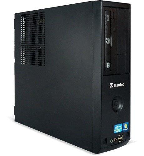 Pc Rb Itautec St 4272 I5 2400 8gb 500gb Dvd Win7 Pro Origi