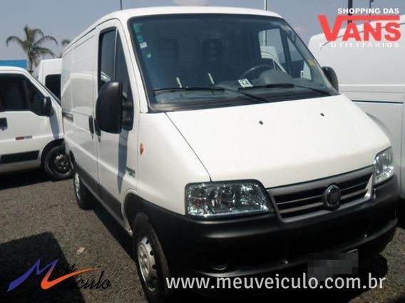Fiat Ducato Cargo Curto 2.3 Me 2014/2014 Branco