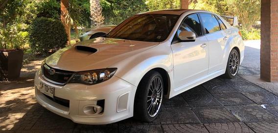 Subaru Wrx Sti Sedan 2011 2.5