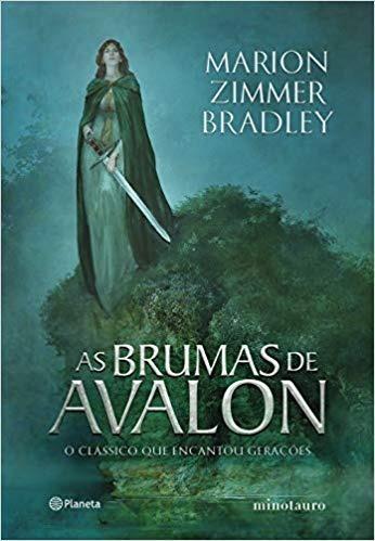 Livro As Brumas De Avalon - Volume Único - Capa Dura