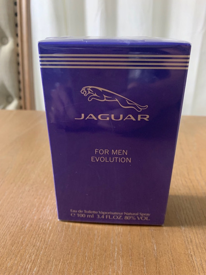 Perfume Jaguar Evolution Masculino - 100ml