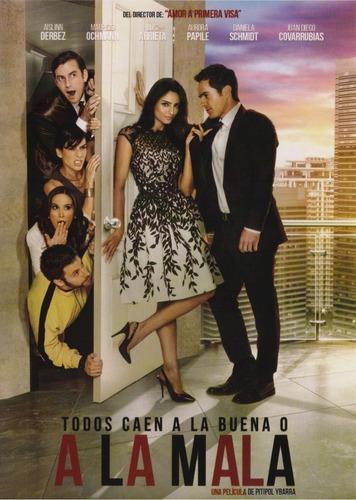 A La Mala Aislinn Derbez Pelicula Original Dvd