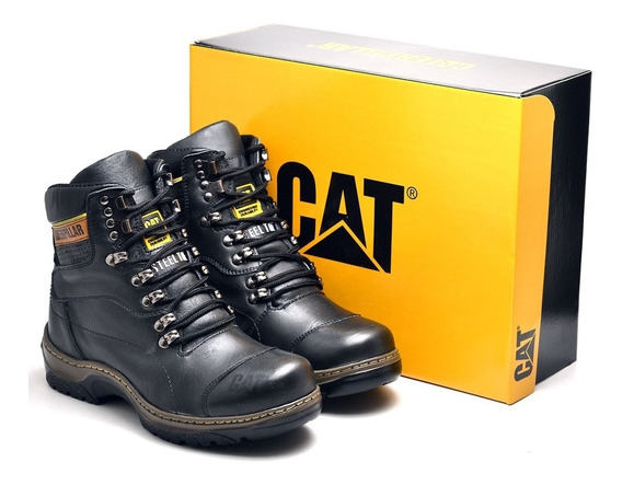 100% de alta calidad linda bonito diseño Botas Estilo Cater Piller - Sapatos com o Melhores Preços no ...