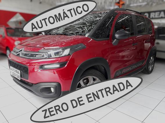 Citroen Aircross Automático / Comp. Honda Fit Duster Aircros