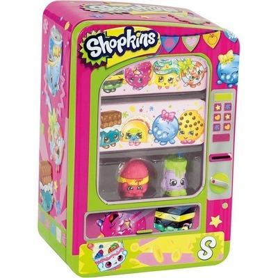 Shopkins - Máquina De Shopkins C/2 Exclusivos - Dtc