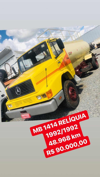Mercedes Benz 1414