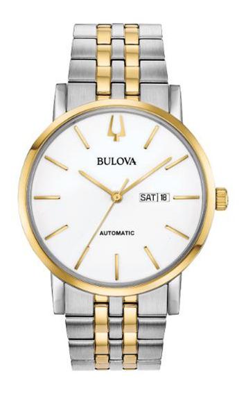 Relógio Bulova Masculino Automatic 98c130
