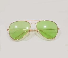 e6e75c26f Ray Ban Aviador Transparente - Óculos no Mercado Livre Brasil