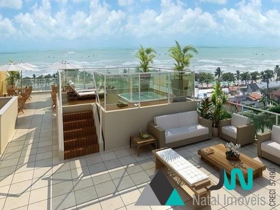 Terraço Residence - Venda De Apartamento Em Condomínio Fechado, Na Praia De Pirangi Do Norte. - Ap00068 - 2667446
