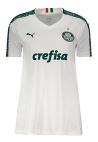 Camisa Puma Palmeiras Ii 2019 Feminina