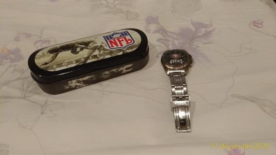 Relógio Fossil Nfl 49ers