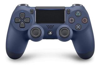 Control Dualshock 4 Midnight Blue- Playstation 4