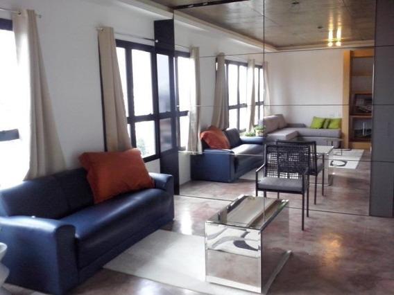 Apartamento Para Venda Em São Paulo, Jardim Anália Franco, 1 Dormitório, 1 Banheiro, 1 Vaga - Afc 424v