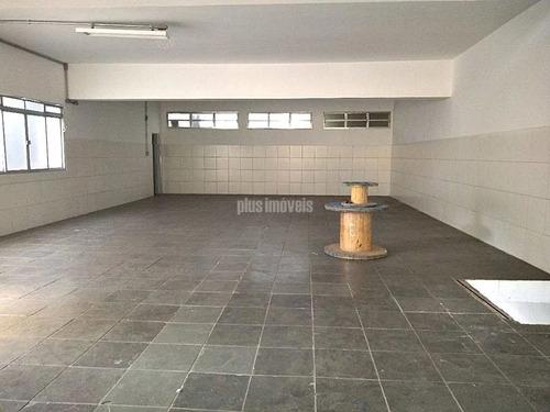 Prédio Comercial Com 684,0m²  - Pp19506