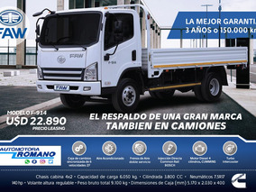 Faw 914 Camión