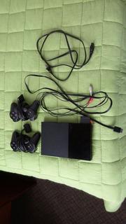 Playstation 2 Usado En Muy Buen Estado.