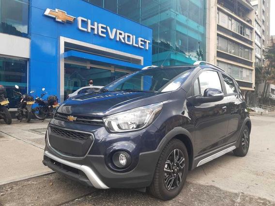 Chevrolet Spark Gt Activ 1.200 Cc Ac Aa Mt