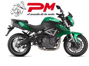 Benelli Tnt 600 Con Casco Agv Y Emp . Financiacion