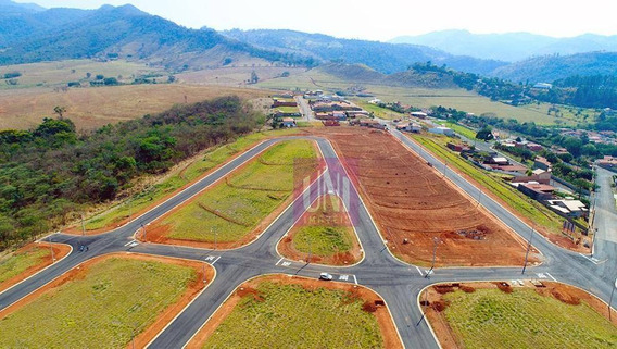 Terreno À Venda, 250 M² Por R$ 90.000 - Centro - Águas Da Prata/sp - Te0206