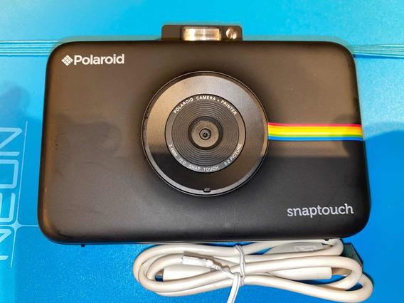 Polaroid Snaptouch ( Usada ) Sem Uso