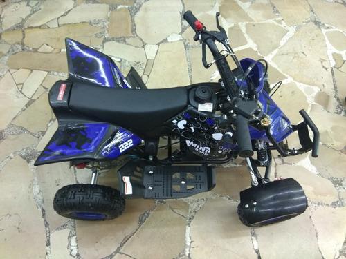 Cuadron 50cc Motor A Gasolina De 2 Tiempos