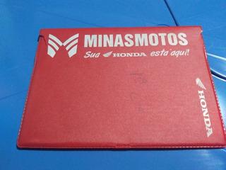 Capa Manual Moto Honda Concessionária Minasmotos -