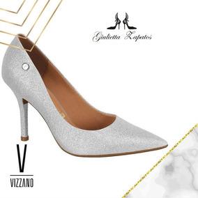 6f1785b0 Zapato Vizzano Plateado - Zapatos en Mercado Libre Argentina